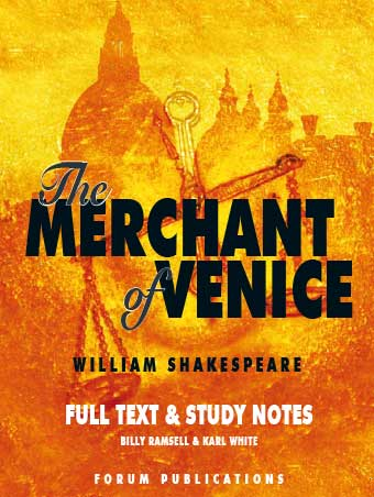 Merchant of venice reaction paper