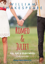 Romeo and Juliet front cover